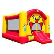 Skákací atrakce, hrad Velký klaun - Happy Hop