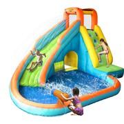 Happy Hop Vodní skluzavka s vodním dělem. Happy Hop skluzavky a nafukovací hrady