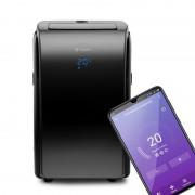 SAKURA STAC 12 CPB/K Wi-Fi BLACK mobilní klimatizace