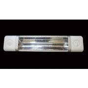 Karbonový infrazářič - CH 1800 TW WHITE